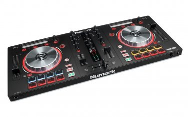 Numark Mixtrack Pro 3 All-In-One DJ Controller for Serato DJ