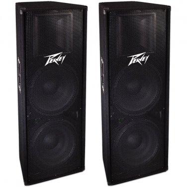 Peavey PV-215 Speaker Package (Pair)