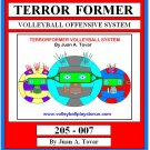 eBook (PDF) TERROR FORMER VOLLEYBALL PLAY BOOK