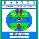 eBook (PDF) RAPTOR - DROID VOLLEYBALL PLAY BOOK