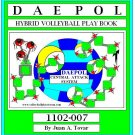 eBook (PDF) Hybrid - Daepol Central Volleyball Play Book