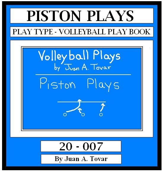 eBook (PDF)  EB-20-007 PISTON Volleyball Plays