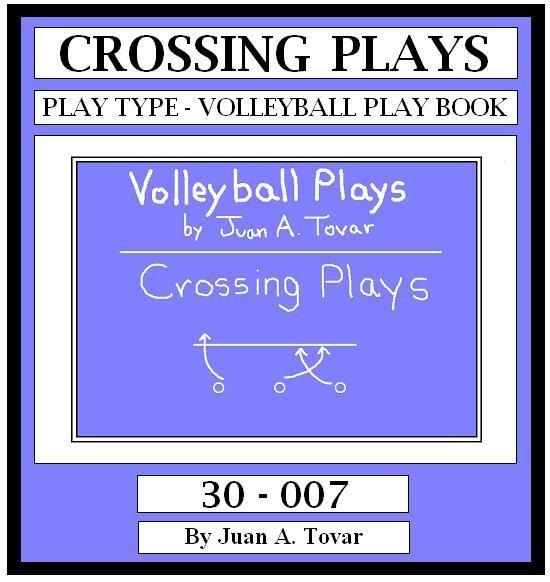 eBook (PDF) EB-30-007 CROSSING Volleyball Plays