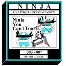 eBook (PDF) NINJA Volleyball Play Book
