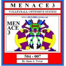 eBook (PDF) MENACE3 Volleyball Play Book