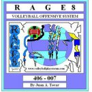 eBook (PDF) RAGE8 Volleyball Play Book
