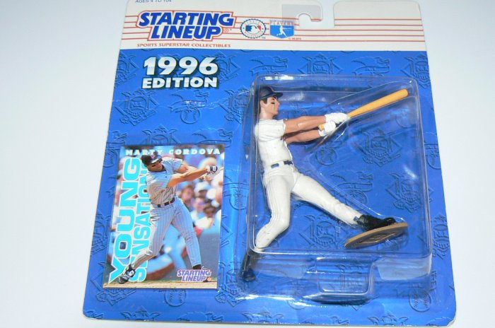 Starting Lineup Collectible - 1996 - Marty Cordova