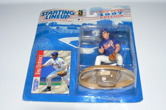 Starting Lineup Collectible - 1997 - Ray Ordonez