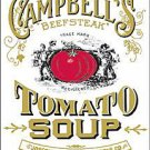 Metal Sign - Campbell's - 1895 Label