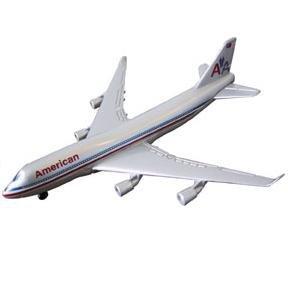 "American 747 Diecast 4.5"""