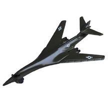 """B-1 Bomber 4.5"""" Diecast Model"""