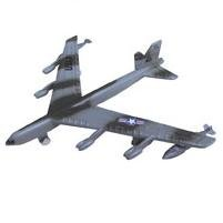 "B-52 Stratofortress 4.5"" Diecast Model"