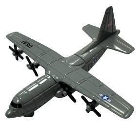 "C-130 Hercules 4.5"" Diecast Model"