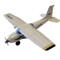 "Cessna 172 4.5"" Diecast Model"