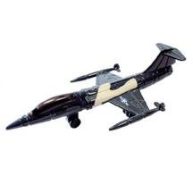 "F-104G Starfighter 4.5"" Diecast Model"