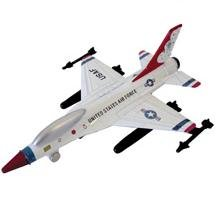 "F-16 Thunderbird 4.5"" Diecast Model"