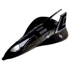 "F-19 Stealth Fighter 3.5"" Diecast Model"