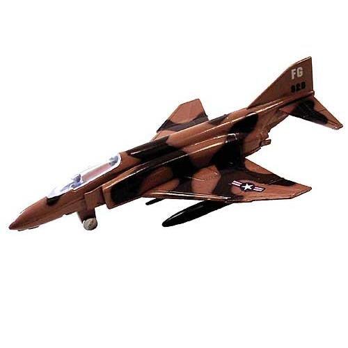 "F-4 Phantom 3.5"" Diecast Model"