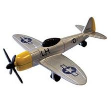 "P-47D Thunderbolt 4.5"" Diecast Model"