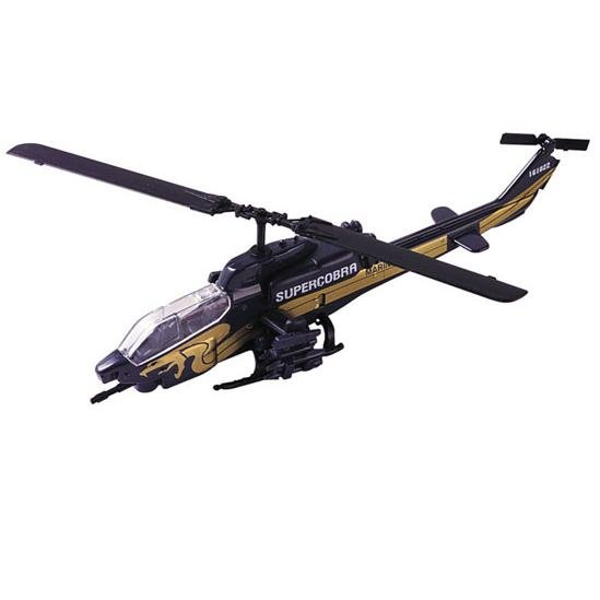 In Air AH-1W Super Cobra (1:100)