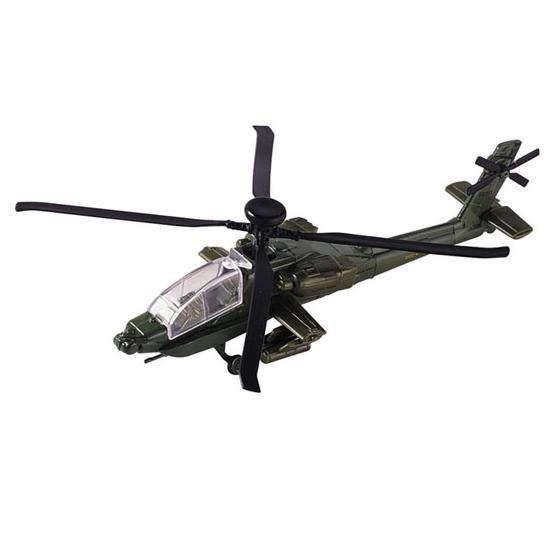 In Air AH-64 Apache (1:100)
