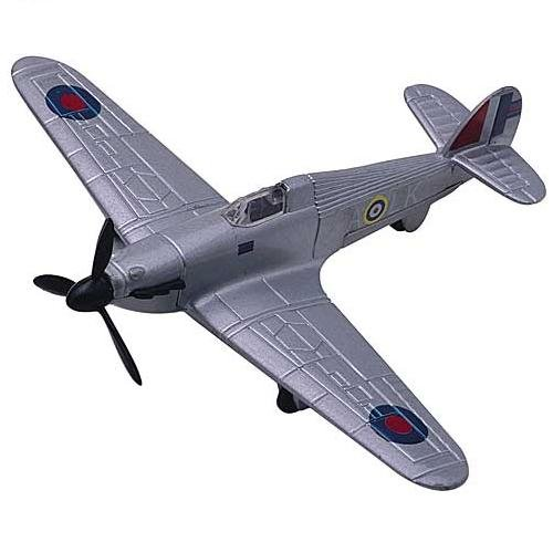 In Air Hawker Hurricane (1:100)
