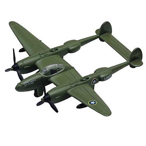 In Air P-38 Lightning (1:100)
