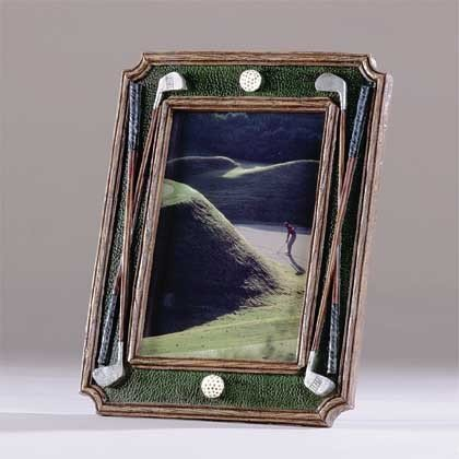 GOLF BALL/CLUBS 4x6 FRAME