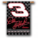 #3 Dale Earnhardt Sr. 2-sided Banner 28x40 BSI Products