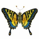 Silk Butterfly Kite - Gold - 60 inch