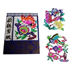 Chinese Paper Cuts - Botanicals