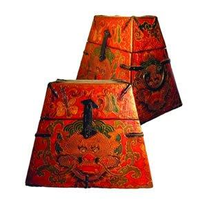 Tibetan Pyramid Box