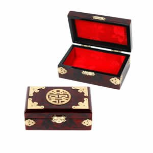 Jewelry Box - Rosewood Small