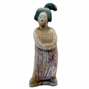 Tang Lady - Porcelain - Design 1