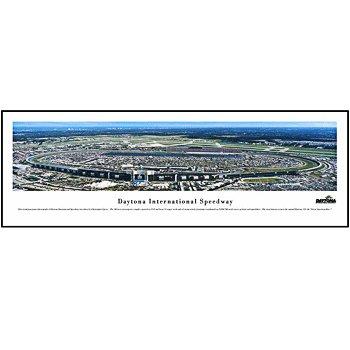Daytona International Speedway Tubed Blakeway Panorama