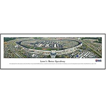 Lowe's Motor Speedway Bagged Blakeway Panorama