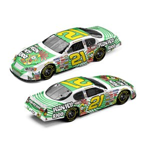#21 Kevin Harvick Mexico City Busch Platinum Bank ARC 2005 - 1:24 Diecast