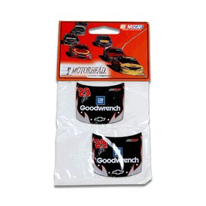 #29 Kevin Harvick GMGW 2-Pack Replica Hood Magnet Set