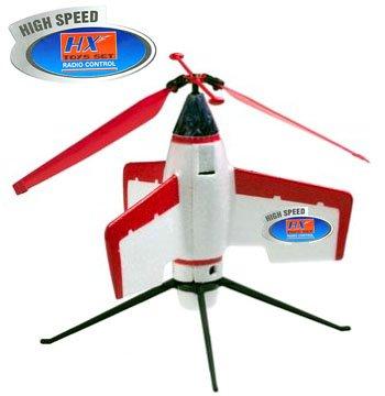 HX 5-Speed Rocket Plane