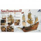 Artesania Latina San Francisco II Wooden Model Ship Kit 1:90 Scale