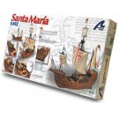 Artesania Latina Santa Maria Wooden Ship Model Kit 1:65 Scale