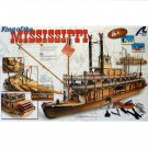 King of the Mississippi + Tools 1:80 Scale