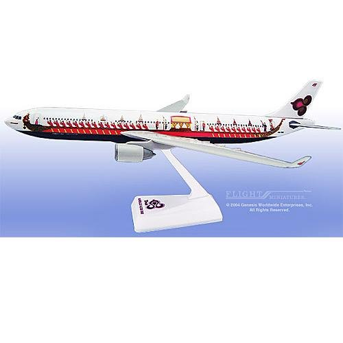 Flight Miniatures - Thai Royal Barge A330-300 (1:200)