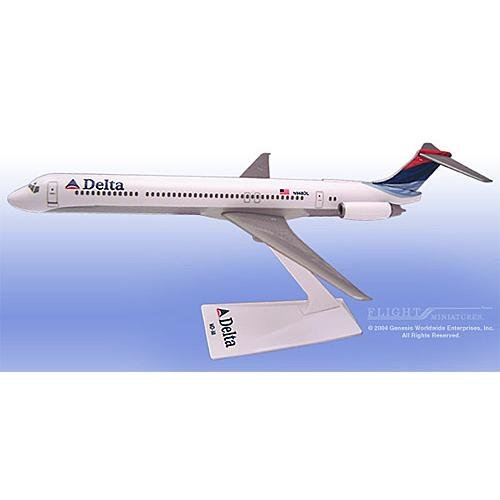 Flight Miniatures - Delta MD-88 (New Colors) (1:200)