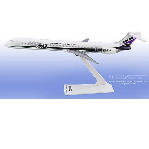Flight Miniatures - McDonnell Douglas MD-90 House Colors (1:200)