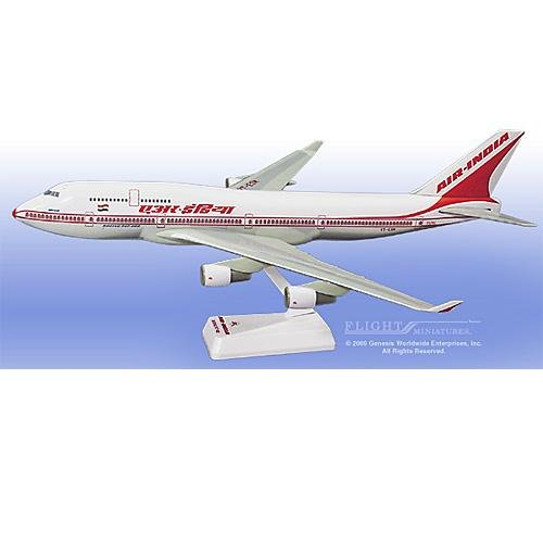 Flight Miniatures - Air India 747-400 (1:200)