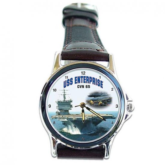 USS Enterprise CVN 65 Watch