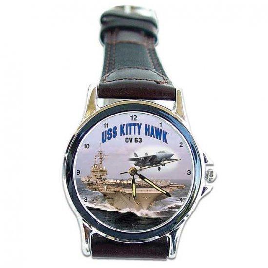 USS Kitty Hawk CV 63 Watch