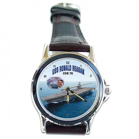 USS Ronald Reagan CVN 76 Watch
