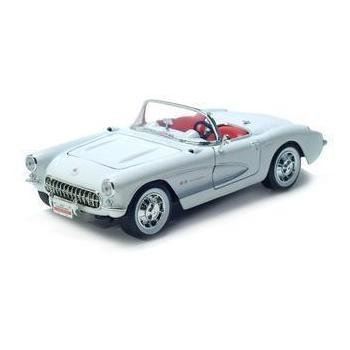 Ertl 1968 Chevrolet Corvette Coupe - Cream- 1/18 Diecast Model